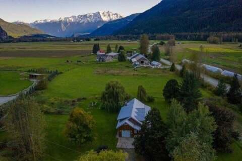 House for sale at 8354 Pemberton Meadows Rd Pemberton British Columbia - MLS: R2478723