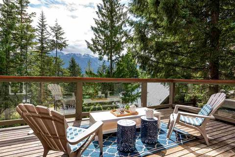 House for sale at 8356 Mountain View Dr Whistler British Columbia - MLS: R2454355
