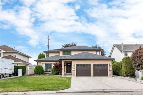House for sale at 836 Springside Ct Kelowna British Columbia - MLS: 10183018
