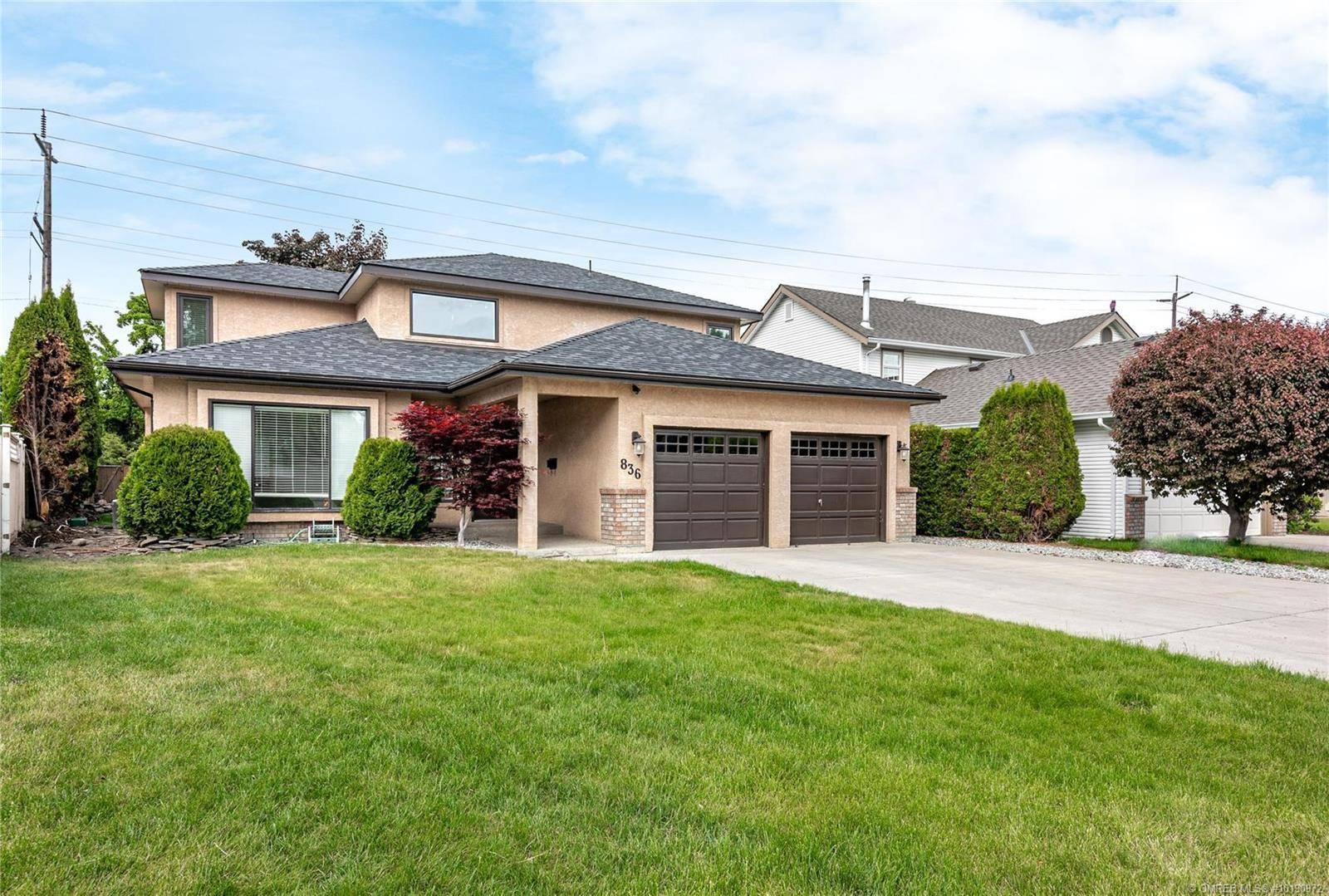 House for sale at 836 Springside Ct Kelowna British Columbia - MLS: 10190972