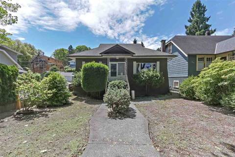 House for sale at 836 22nd Ave W Vancouver British Columbia - MLS: R2383129