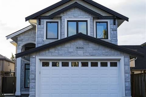 House for sale at 8366 Ruskin Pl Richmond British Columbia - MLS: R2429617