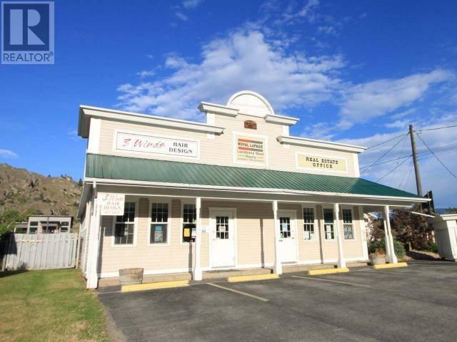 Commercial property for sale at 837 Main St Okanagan Falls British Columbia - MLS: 176646