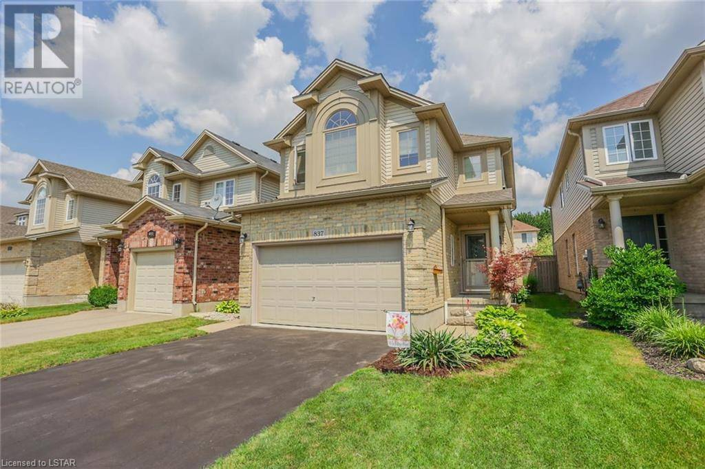 House for sale at 837 Reeves Ave London Ontario - MLS: 215423