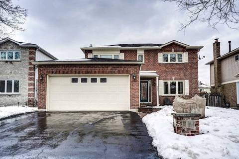 House for sale at 837 White Ash Dr Whitby Ontario - MLS: E4696341