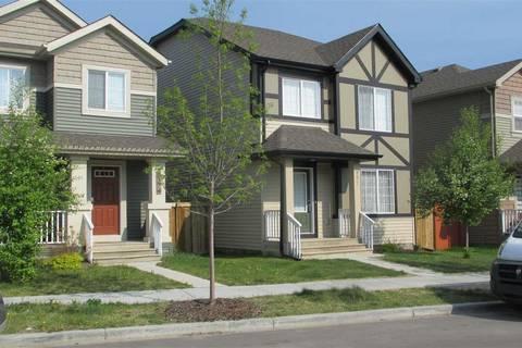 House for sale at 8372 Ellis Cres Nw Edmonton Alberta - MLS: E4144335