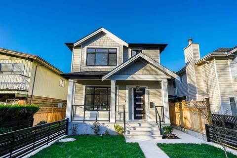 Townhouse for sale at 8377 Laurel St Vancouver British Columbia - MLS: R2422490