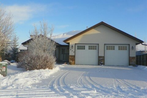 House for sale at 838 1 Street  Pl Three Hills Alberta - MLS: A1050608
