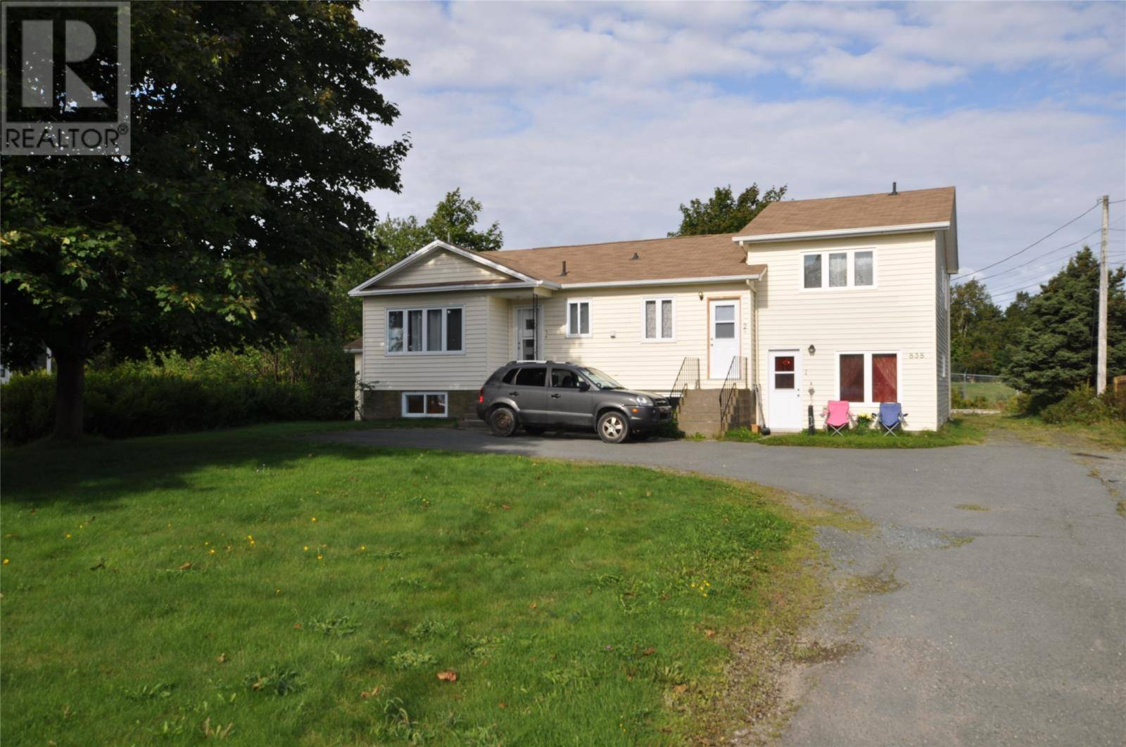 Townhouse for sale at 838 Conception Bay Hy Conception Bay South Newfoundland - MLS: 1162504