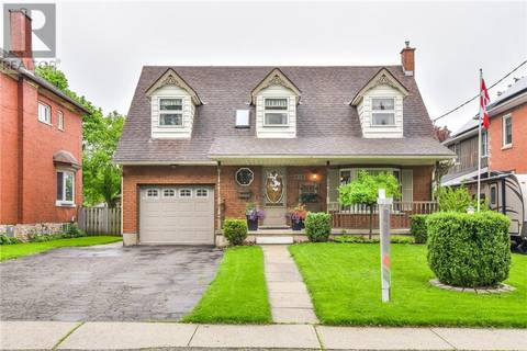 House for sale at 838 Vine St Cambridge Ontario - MLS: 30752372