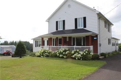 House for sale at 839 Ennishone Rd Dsl De Drummond New Brunswick - MLS: VB180111
