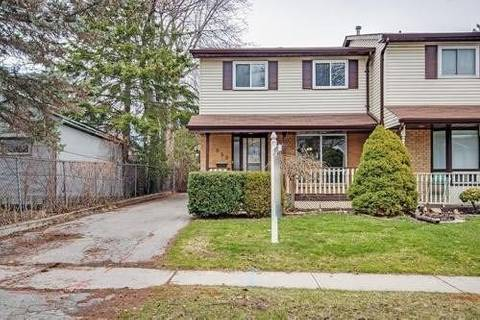 Townhouse for sale at 839 Greenbriar Dr Oshawa Ontario - MLS: E4419887