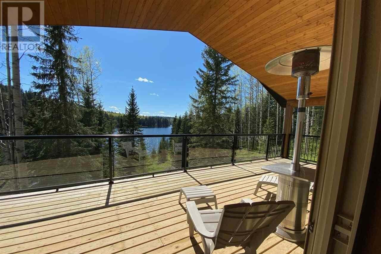 House for sale at 8396 Rainbow Country Rd 100 Mile House British Columbia - MLS: R2460137