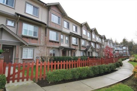 Townhouse for sale at 10151 240 St Unit 84 Maple Ridge British Columbia - MLS: R2418163
