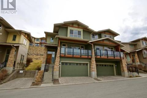 Townhouse for sale at 130 Colebrook Rd Unit 84 Tobiano British Columbia - MLS: 150591