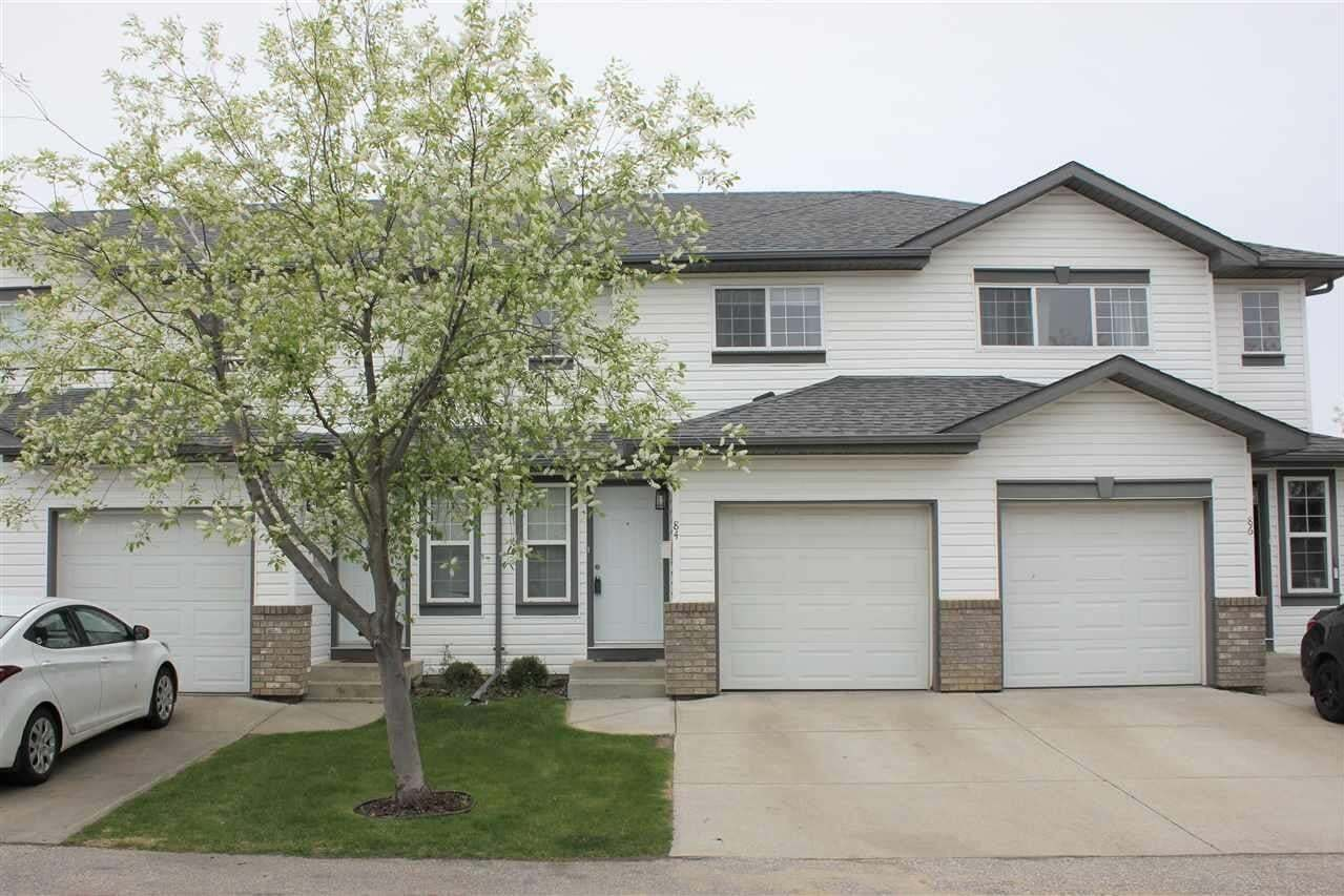 Townhouse for sale at 16823 84 St NW Unit 84 Edmonton Alberta - MLS: E4208952