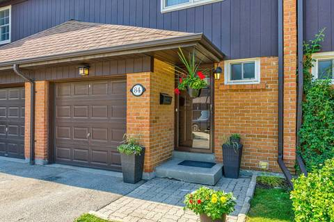 Condo for sale at 1951 Rathburn Rd Unit 84 Mississauga Ontario - MLS: W4538870