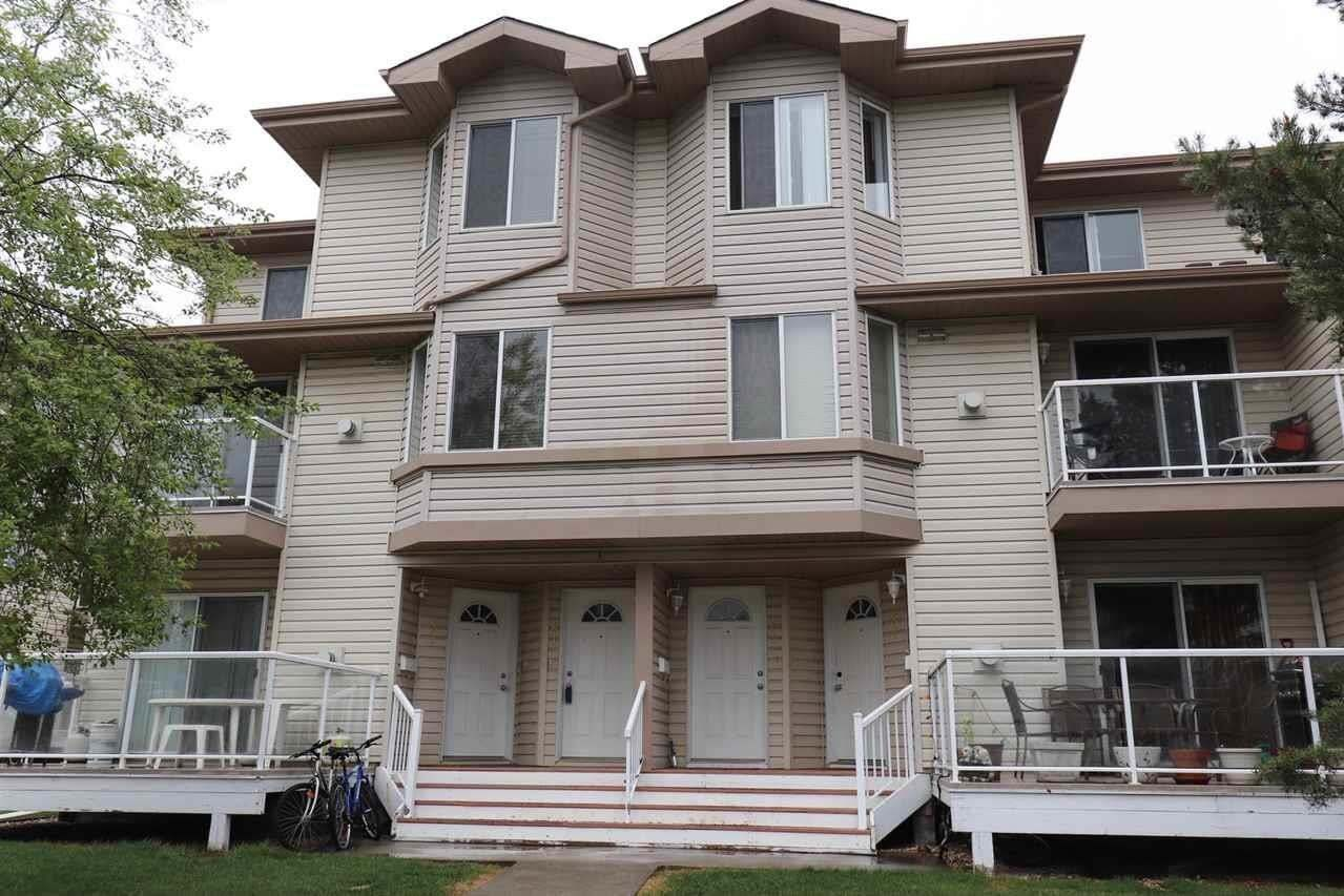 Townhouse for sale at 2505 42 St NW Unit 84 Edmonton Alberta - MLS: E4213021