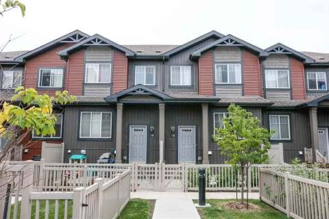 Townhouse for sale at  Orchards Li SW Unit 84 Edmonton Alberta - MLS: E4213712
