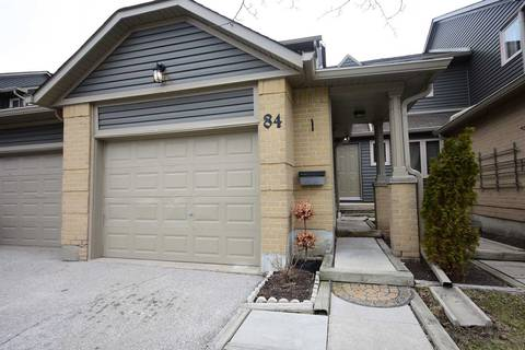 Condo for sale at 3600 Colonial Dr Unit 84 Mississauga Ontario - MLS: W4341115