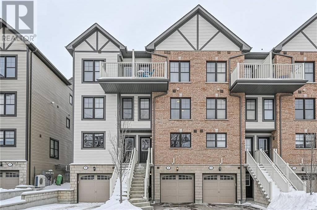 Townhouse for sale at 701 Homer Watson Blvd Unit 84 Kitchener Ontario - MLS: 30786257