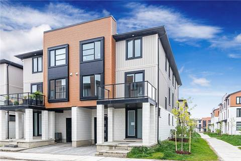 Townhouse for sale at 866 West Village Sq Unit 84 London Ontario - MLS: X4506319