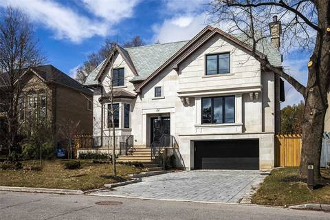 House for sale at 84 Aldershot Cres Toronto Ontario - MLS: C4744635