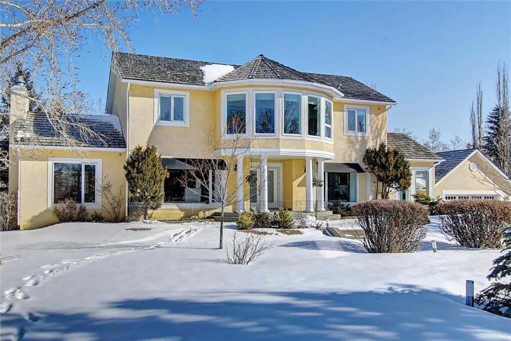 House for sale at 84 Anatapi Ln SW Springbank Hill, Calgary Alberta - MLS: C4296234