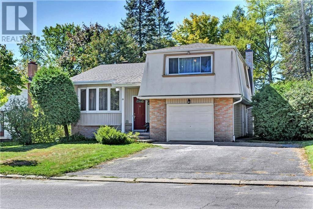 House for sale at 84 Autumn Ct Ottawa Ontario - MLS: 1174113