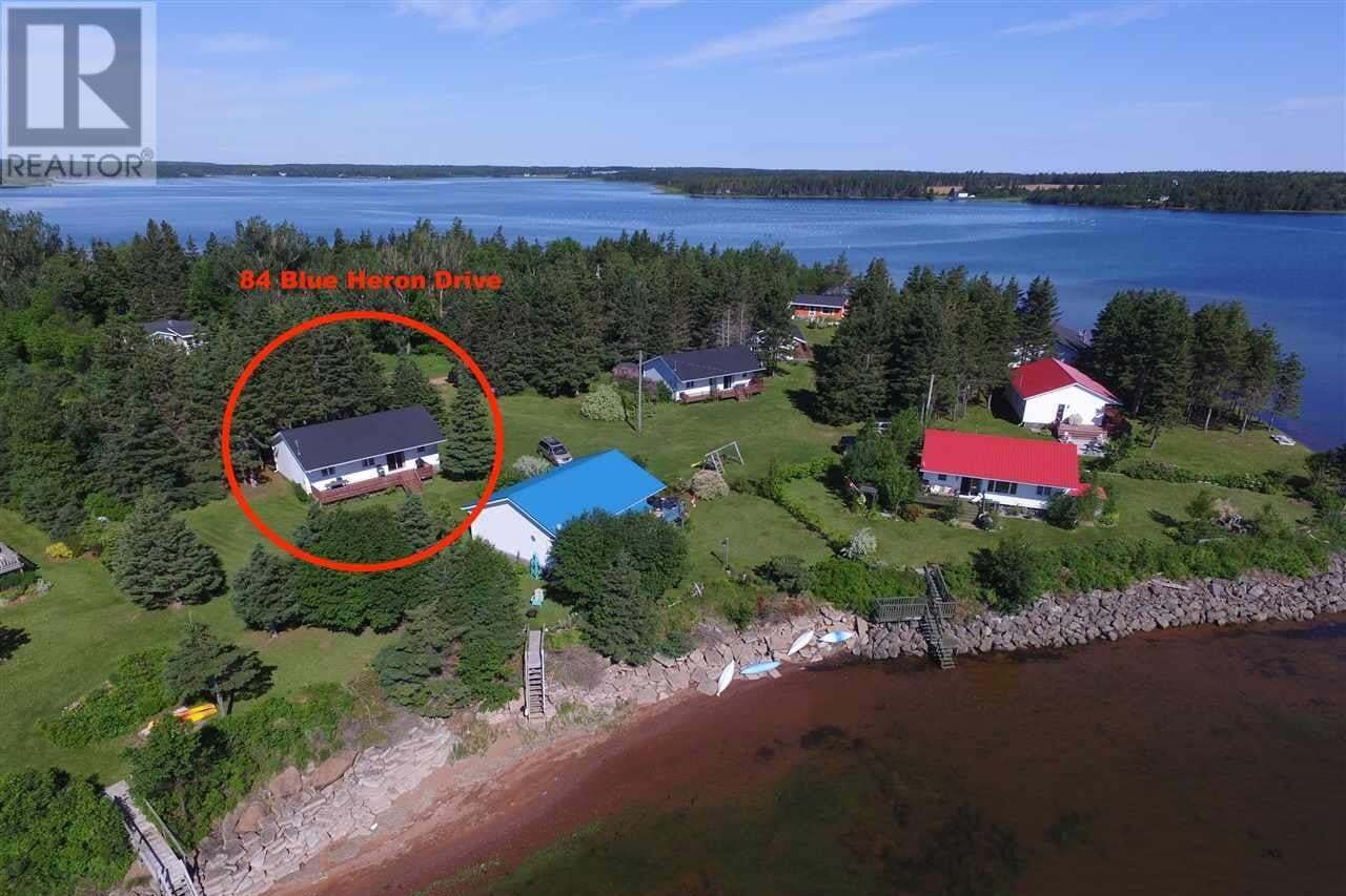 Home for sale at 84 Blue Heron Dr Tracadie Prince Edward Island - MLS: 202019467