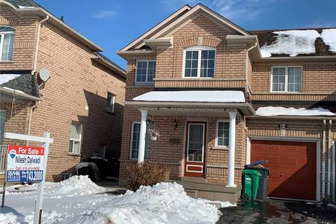 Townhouse for sale at 84 Blue Whale Blvd Brampton Ontario - MLS: W4689196