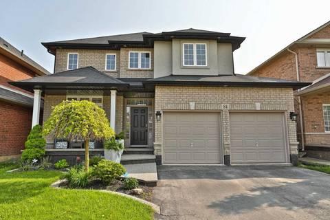 House for sale at 84 Bocelli Cres Hamilton Ontario - MLS: X4420667
