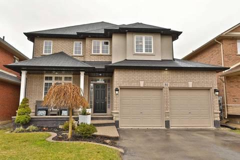 House for sale at 84 Bocelli Cres Hamilton Ontario - MLS: X4513839