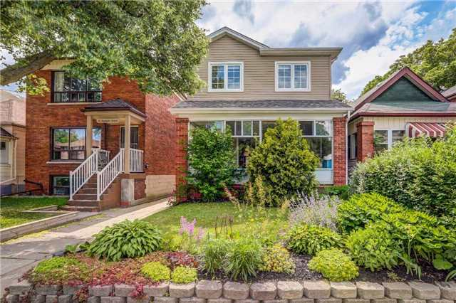 For Sale: 84 Brookside Avenue, Toronto, ON | 3 Bed, 3 Bath House for $1,225,000. See 20 photos!