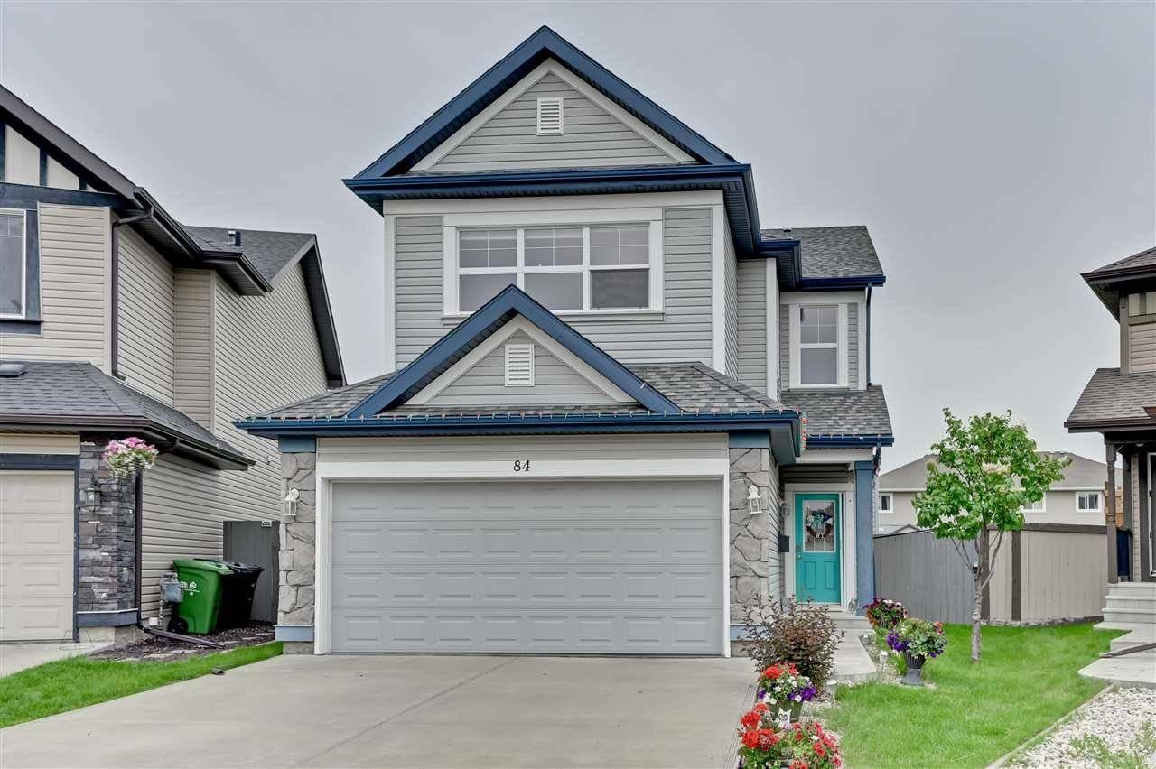 House for sale at 84 Campbell Ct Fort Saskatchewan Alberta - MLS: E4178966