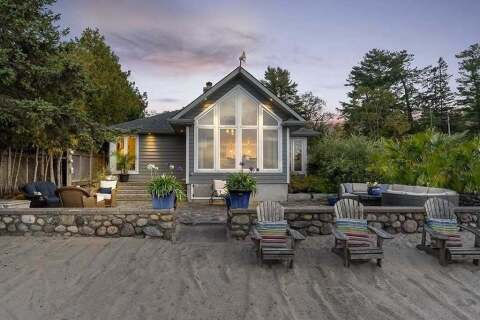 House for sale at 84 Centre Beach Rd Tiny Ontario - MLS: S4947616