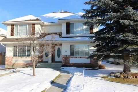 Townhouse for sale at 84 Chaparral Ridge Circ Southeast Calgary Alberta - MLS: C4259622