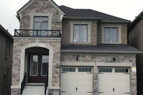 House for rent at 84 Christine Elliot Ave Whitby Ontario - MLS: E4539222
