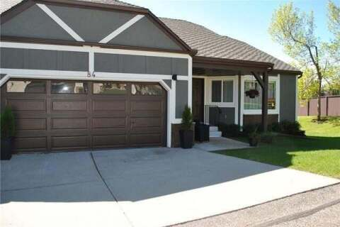Townhouse for sale at 84 Coach Side Te Southwest Calgary Alberta - MLS: C4301476