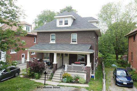 Townhouse for sale at 84 Colborne St Kawartha Lakes Ontario - MLS: X4336591