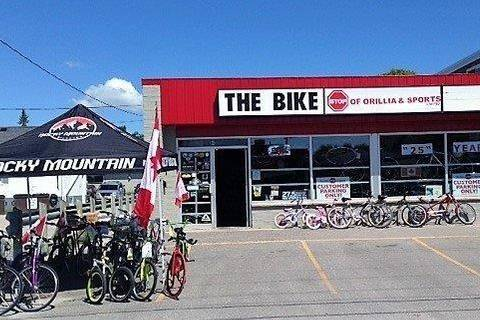 Commercial property for sale at 84 Colborne St Orillia Ontario - MLS: S4426508