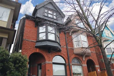 Townhouse for rent at 84 Concord Ave Toronto Ontario - MLS: C4665081