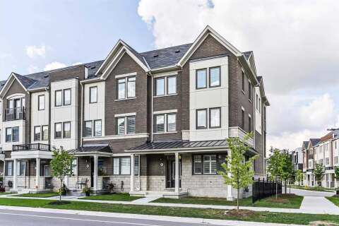 Townhouse for sale at 84 Cornell Centre Blvd Markham Ontario - MLS: N4896458