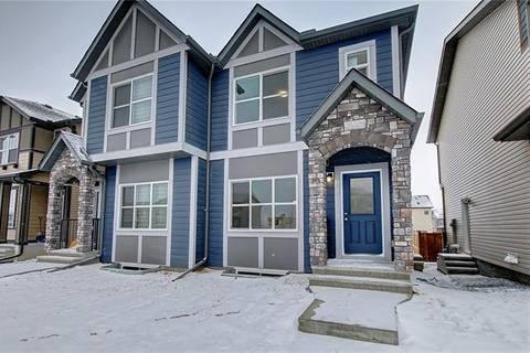 Townhouse for sale at 84 Cornerbrook Gt Northeast Calgary Alberta - MLS: C4281386