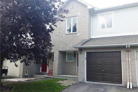 Townhouse for rent at 84 Covington Pl W Ottawa Ontario - MLS: 1160438