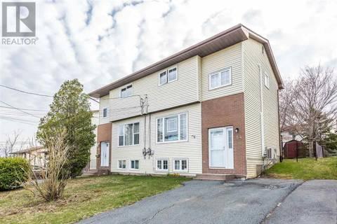 House for sale at 84 Cranberry Cres Dartmouth Nova Scotia - MLS: 201909441