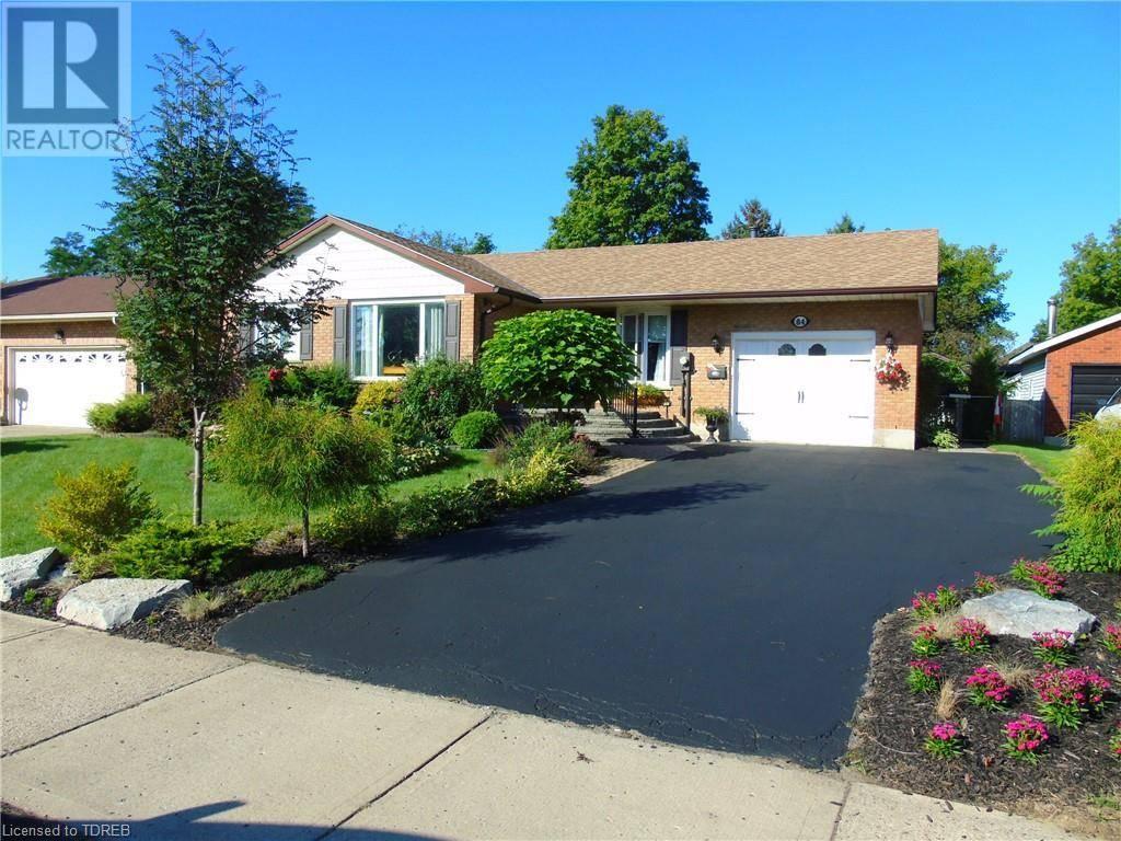 House for sale at 84 Denrich Ave Tillsonburg Ontario - MLS: 216765