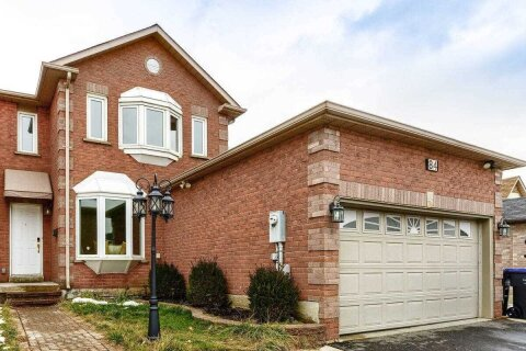 Townhouse for sale at 84 Elmstead Ct Brampton Ontario - MLS: W5086318