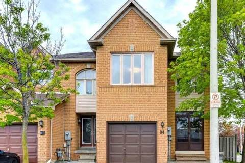 Townhouse for sale at 84 Goldenlight Circ Brampton Ontario - MLS: W4461096