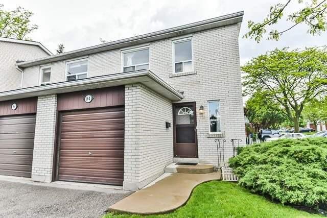 Sold: 84 Harris Way, Markham, ON